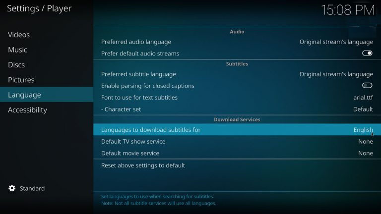 language setting on kodi player.jpg