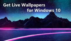 How to Get Live Wallpaper and Animated Backgrounds for Windows 10
