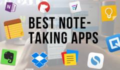 Five Best Windows 10 Notes App Recommendation