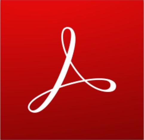 Adobe Reader DC icon
