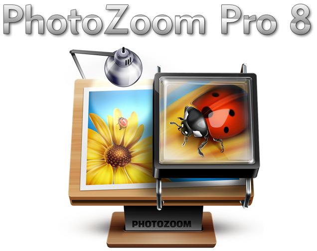 BenVista PhotoZoom Pro 8